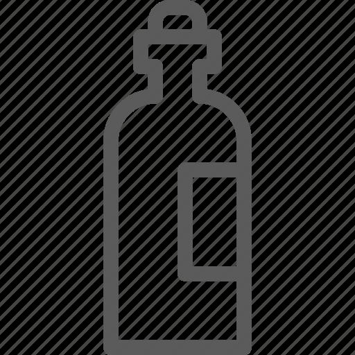 bottle, love, marriage, passion, valentine, wedding, wine icon