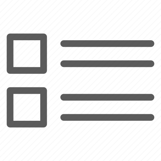alignment, list, text, typing, word, writing icon