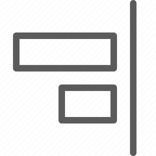 align, alignment, text, typing, vertical, word, writing icon