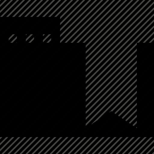 bookmark, data, favorite, folder, label icon