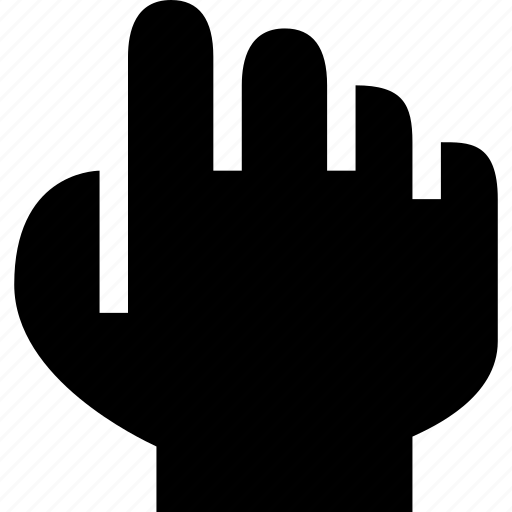 closed, fist, hand, holding, punch icon
