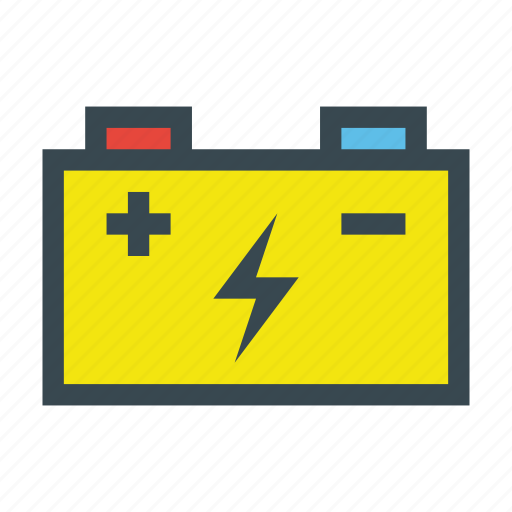 battery, car, charching, electricity, energy icon