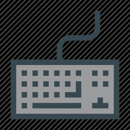 computer, desktop, hardware, keyboard, pc icon