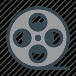 cine, cinema, film, movie, roll icon