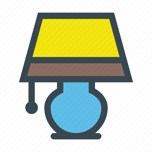 decoration, furniture, lamp, light icon