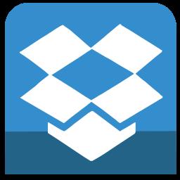 dropbox, icons, media, sl, social icon