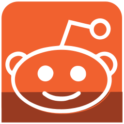 icons, media, reddit, sl, social icon