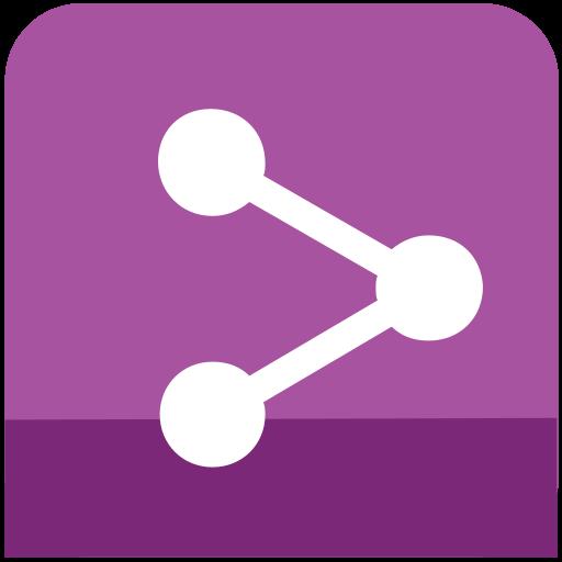 icons, media, share, sl, social icon