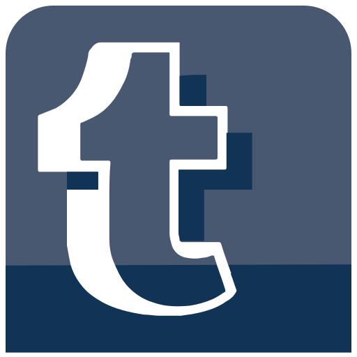 icons, media, sl, social, tumbler icon