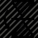 arrow, mirror, move, reflect, vertical icon