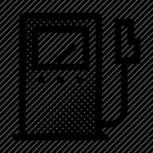 Diesel, fuel, gas, gasoline, oil, petroleum, station icon - Download on Iconfinder