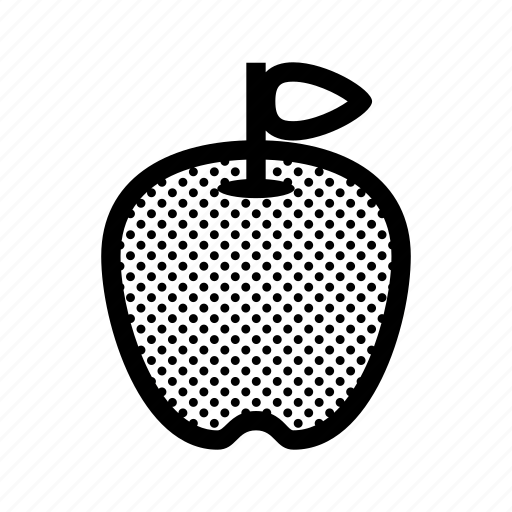 apple, food, fruit, healthy, sweet icon
