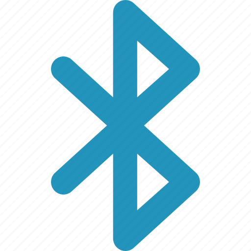 blue, bluetooth, connect, signal, wireless icon