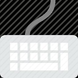 hardware, input, keyboard, writing icon