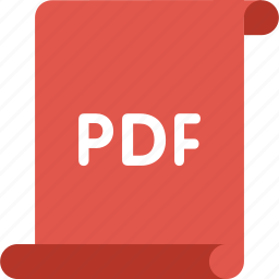 acrobat, adobe, document, pdf icon