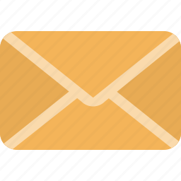 communication, email, letter, mail, messege, post, send icon
