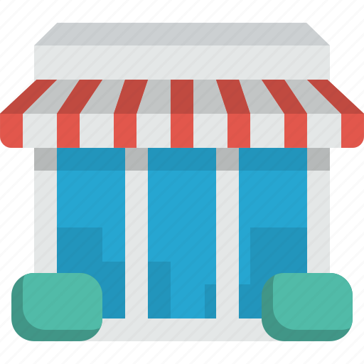 ecommerce, market, sell, shop, shopping, store, supermarket, trading, webshop, webstore icon