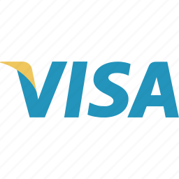 buy, card, checkout, credit, income, online, payment, price, sale, shopping, visa icon