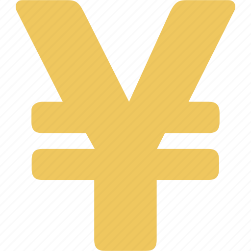 business, cash, currency, exchange, finance, japan, money, sign, yen icon