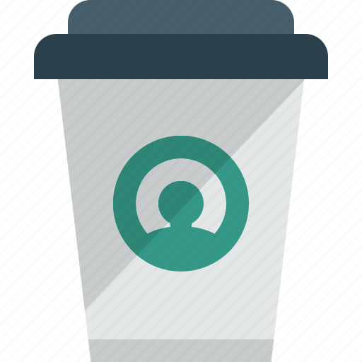 cappuchino, coffee, cup, espresso, hot drink, paper, starbucks icon