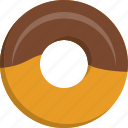 cake, donut, food, yummy icon