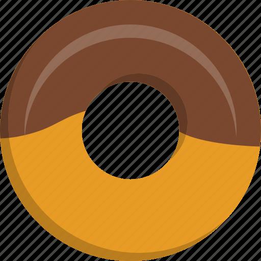 cake, donut, food, yummy icon