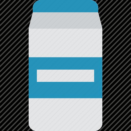 carton, drink, food, milk, pack, tetra icon