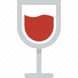 alcohol, celebration, dinner, drink, evening, glass, vine, wine icon