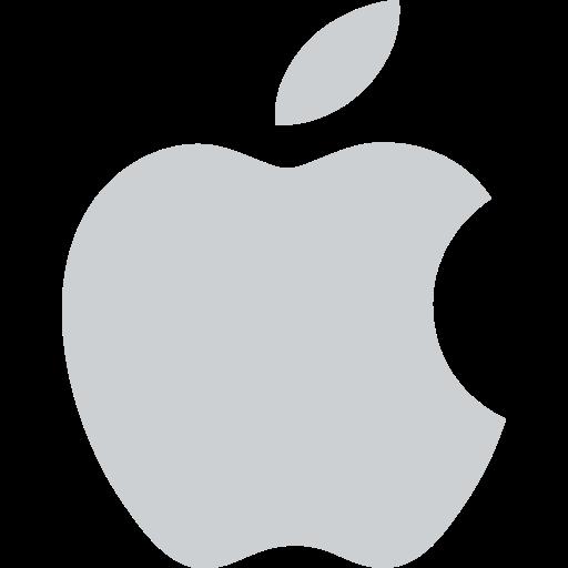 apple, logo, mac icon