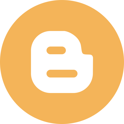 bloger, google icon