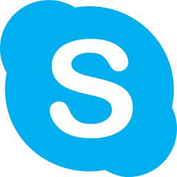 chat, message, messenger, skype icon