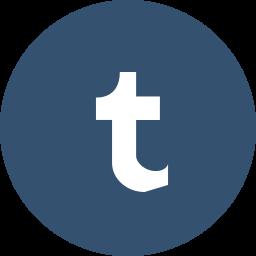 blog, tumblr icon