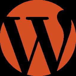 theme, wordpress icon