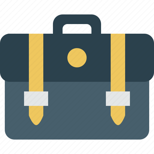 bag, briefcase, business, career, case, finance, suitcase, work icon