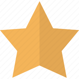 bookmark, favorite, rate, rating, star icon