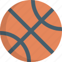 basket, basketball, game, ball