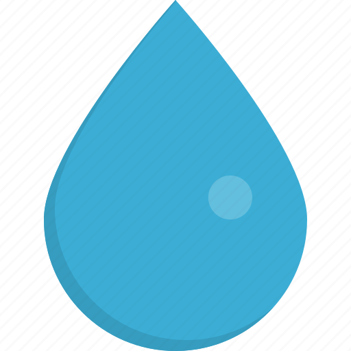 drop, transparent, water icon