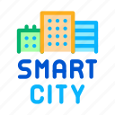buildings, city, lights, smart, technology, tool, traffic