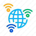eco, internet, plant, technology, tool, wifi, worldwide
