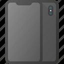 iphone, iphonex, smartphone icon