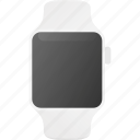 gadget, iwatch, smart, time, watch icon