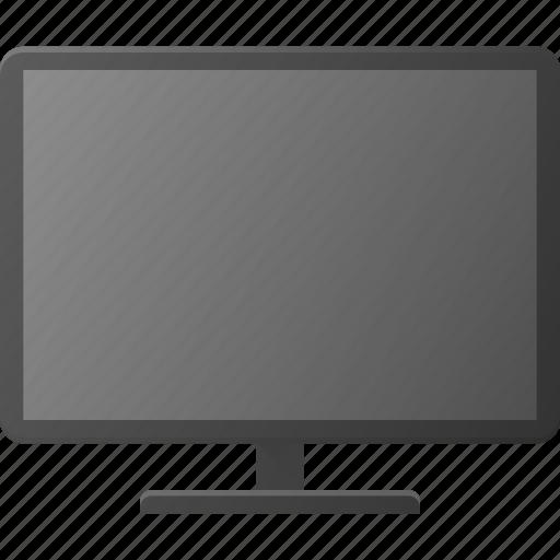 monitor, screen, smart, television, tv icon