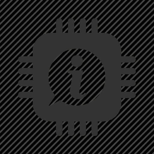 communication, ict, information, technology icon