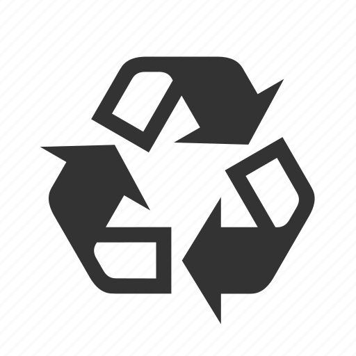 recycle, recycling, reduce, reuse icon