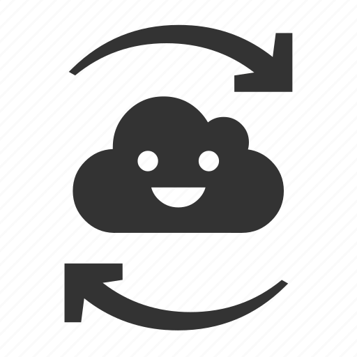 air, fresh, recycling, ventilation icon