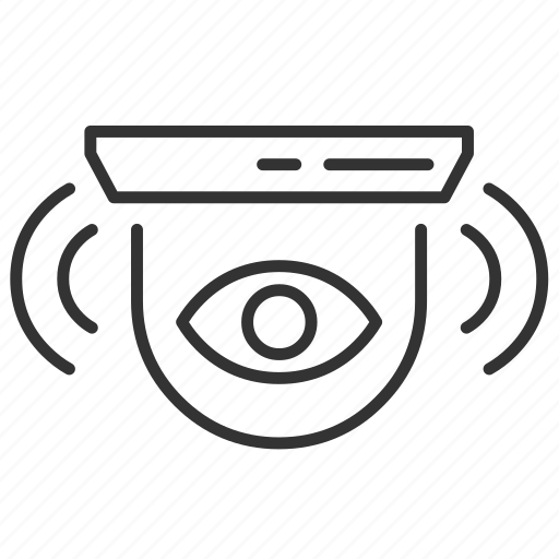 observation, security, supervision, surveillance icon