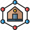 home, building, connecting, smart, network, algorithm, system