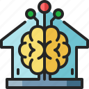 intelligent, control, system, smarthome, ai, brain, house