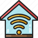 wireless, home, smart, internet, wifi, connecting, technology
