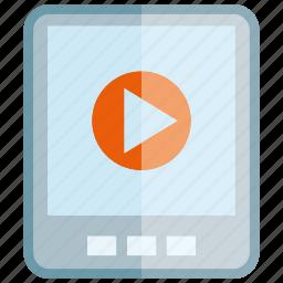 electronic, media, mobile icon